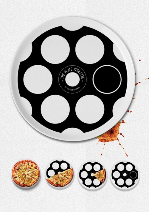 Hell pizza roulette