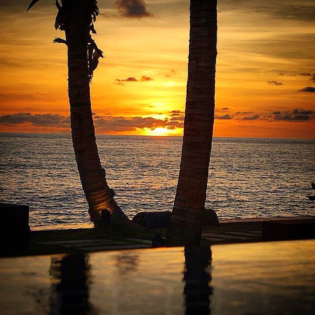 #sunset #souvenir #thailande #khaolak #coucherdesoleil
