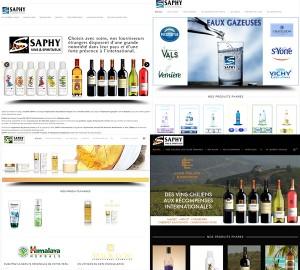 4 sites web dont 2 boutiques en ligne